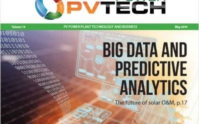 PV-TECH POWER, i-EM in the cover