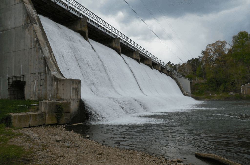 Hydroelectric digital management