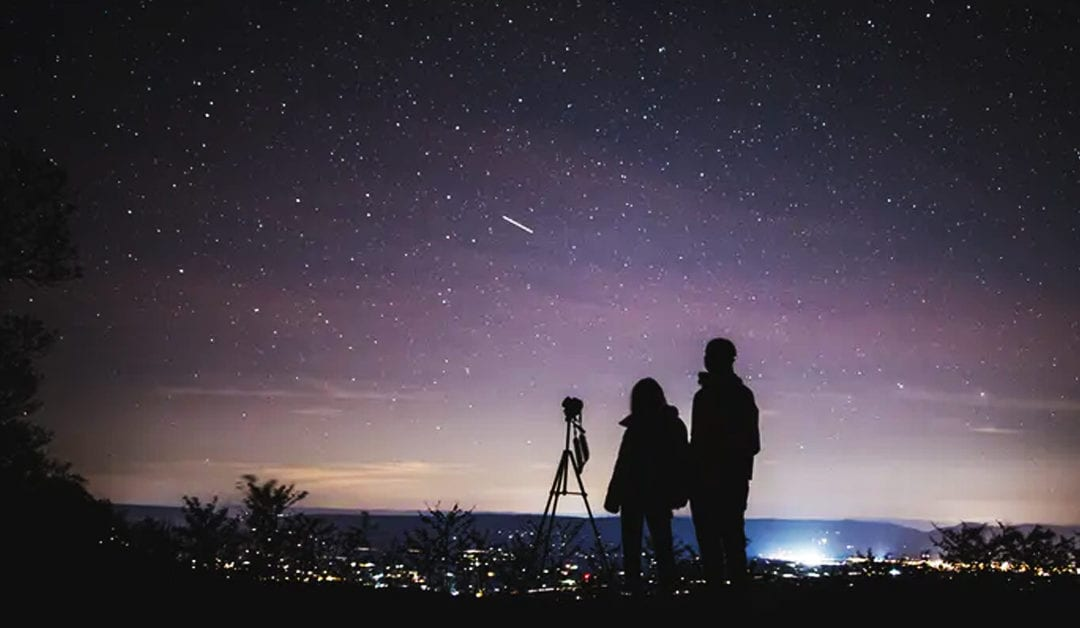 Looking at the Sky for Data