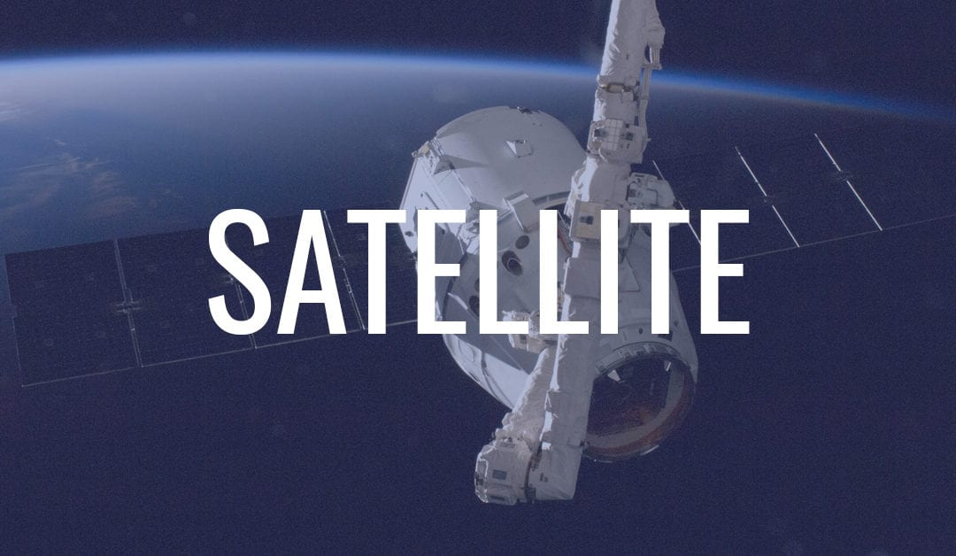 WORD OF THE DAY #2: Satellite