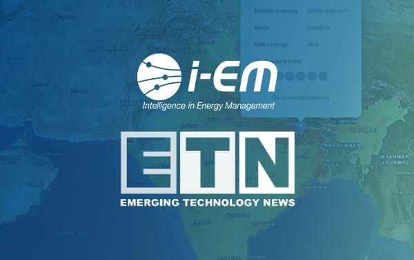 i-EM on ETN (Emerging Technology News) magazine with MOWGLI