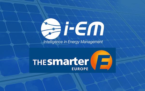i-EM at The Smarter E Europe restart with two digital events