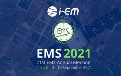 i-EM's PV Nowcast using satellite at EMS 2021