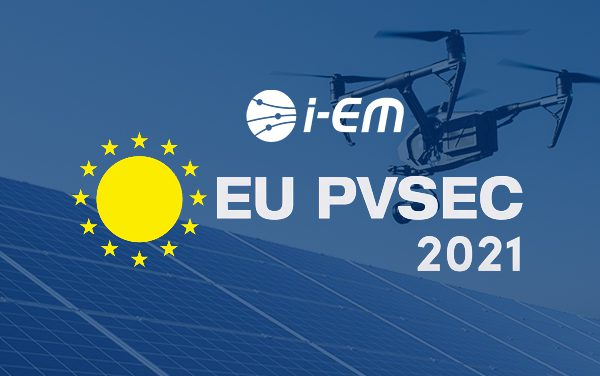 AI, unmanned aerial vehicle and PV plants, our author at EU PVSEC